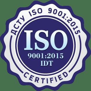 сертификат iso ukrsich