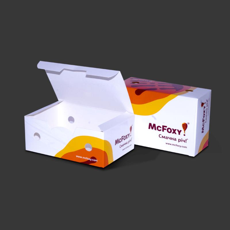 Коробки для пиццы с логотипом Заказать производство